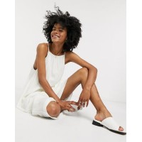 & Other Stories tiered cami dress in white Women A Line Dresses PDLV574