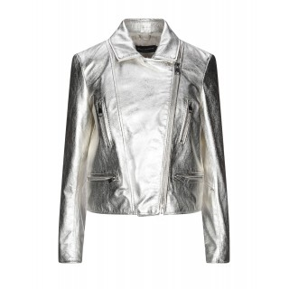 Women Leather Jackets stores high quality - Biker jackets 100% Soft Leather PM29Q9910