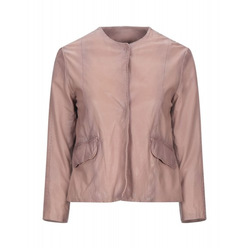 Women Leather Jackets Trends - Leather jackets Soft Leather A2IFZ8082