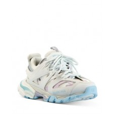 Balenciaga Women's Women's Track Low Top Sneakers Cream/Pastel The Most Popular ISEX767